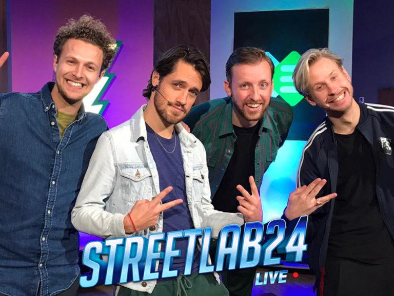 Streetlab 24