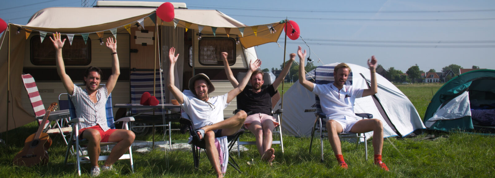 Streetlab: Camping De Liefde
